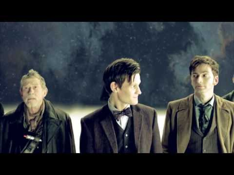 doctor who / gallifrey falls no more