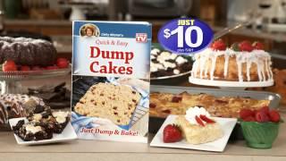 Baixar Dump Cakes - Cathy Mitchell  - Quick & Easy Dessert Recipes!