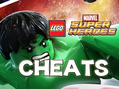 LEGO Marvel Superheroes - CHEATS
