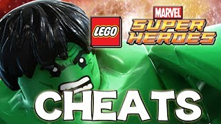 LEGO Marvel Superheroes - CHEATS