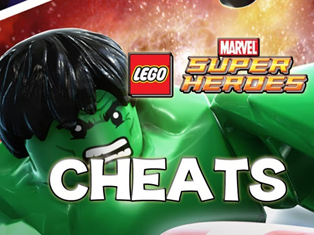 LEGO Marvel Superheroes - CHEATS - clipzui.com