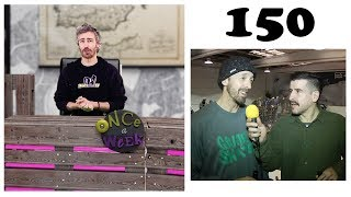 Once a Week 150 - SKATEBOARDING NEWS noticias