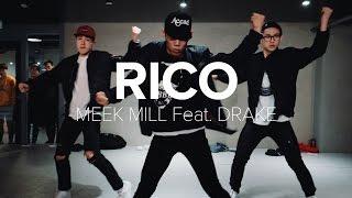 R.I.C.O - Meek Mill Feat. Drake / Koosung Jung Choreography