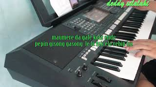 Download Lagu Maumere [KARAOKE LAGU AMBON] Nada Cewek mp3