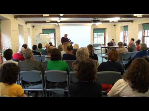 Ned Maddrell Lecture 2011 with Christopher Moseley