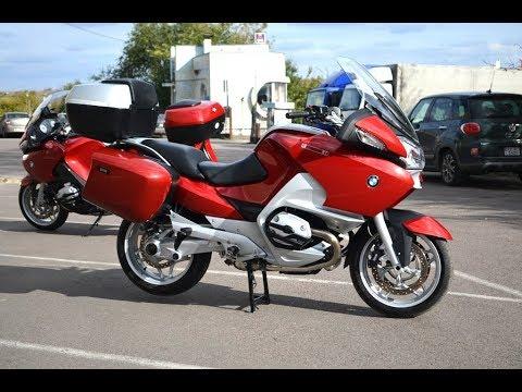 BMW R1200RT 2005 - Обзор состояния мотоцикла - YouTube