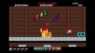 Rainbow islands - Atari ST [Longplay]
