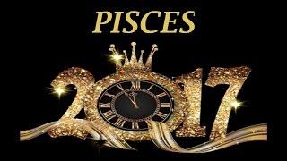 PISCES 2017 ASTROLOGY & TAROT HOROSCOPE FORECAST