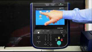How To Create a Basic Booklet Job - Color C70 Printer - English