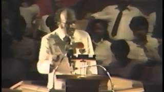"Rev. B. W. Smith - ""You Got What You Wanted But Lost What You Had"""