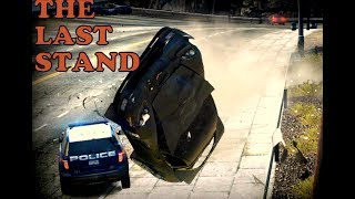 Need For Speed Most Wanted 2 Corvette zr1 vs Cop Sorry For the Low ...