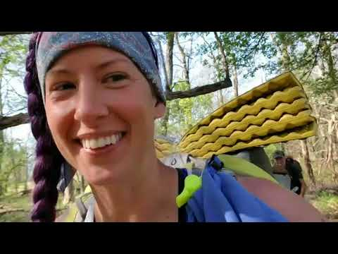 Day 89- Gravel Springs Hut to Jim & Molly Denton Shelter- 18.6 miles