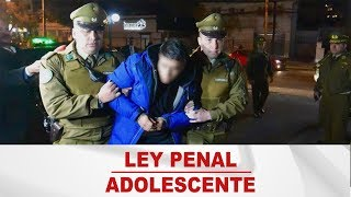 CNN Prime: Ley penal adolescente