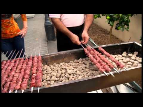Afghan Cuisine Catering On SBS