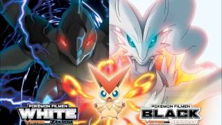 Pokémon Movie 14 Danish Opening song Black & White full