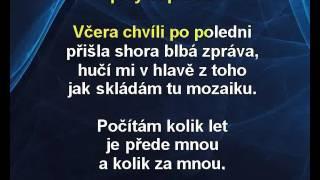 Jsem optimista - Olga Lounová Karaoke tip
