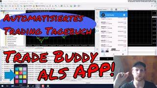 Trade Buddy als App! Erste Version - Trading Journal für CFD und Forex