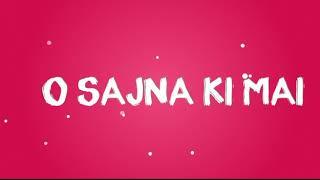 Ja Tujhko Koi Pyar Na Kare 🔥 Deepak Rathore | Lyric Video