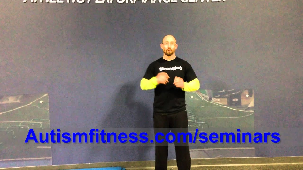 Autism Fitness Seminar With Eric >> Autism Fitness Seminar 2015 Announcement