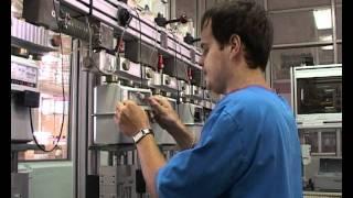 Производство бытовых газовых счетчиков типа ВК.