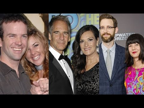 NCIS: New Orleans ... and their real life partners