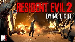 RESIDENT EVIL 2: REMAKE | Dying Light Mod