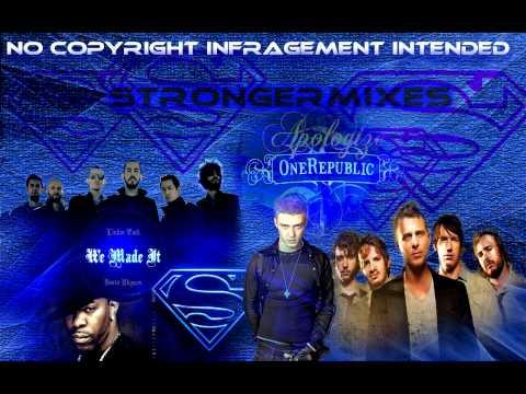 Linkin Park Busta Rhymes ft Justin Timberlake - Apologize we made it (Mashup remix)