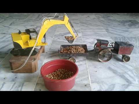 How to make jcb at home easily