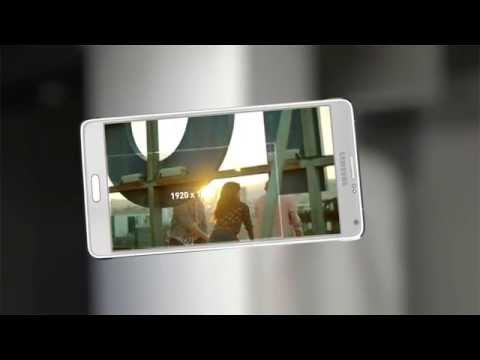 GALAXY Note 4 – Samsung Official Video- RELEASED TODAY - AT&T Release In October