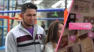 Weekend List - Bounce Street Asia Wahana Trampoline di Jakarta