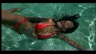 Irresistible - Neon Venus -  Underwater Swimming Singing and Dancing- Las Vegas Latin Music Video