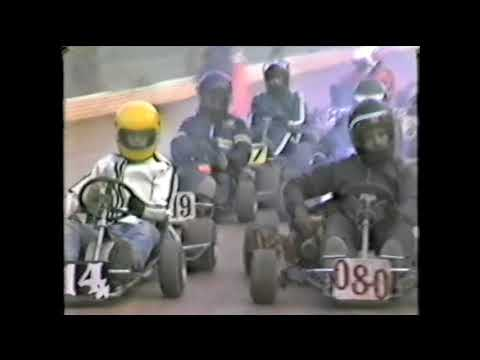 Port Royal Street Race ,, Banana  Speedway  and  Shellhammers   Speedway  1983