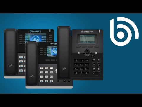 Introducing Sangoma IP phones for FreePBX