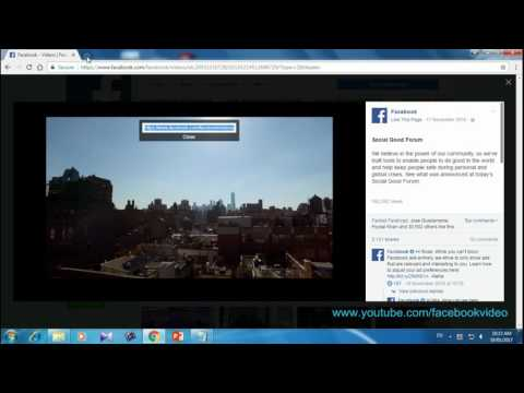 How To Download Facebook Videos On Android Iphone Computer Chrome