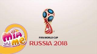Мия и Я - ЧЕМПИОНАТ МИРА ПО ФУТБОЛУ FIFA 2018 - специальные - Россия против Саудовская Аравия