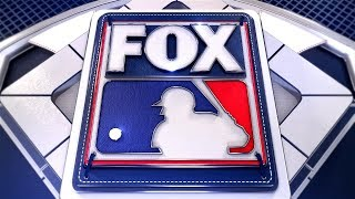 MLB 2018  // Graphics Package for Fox Sports