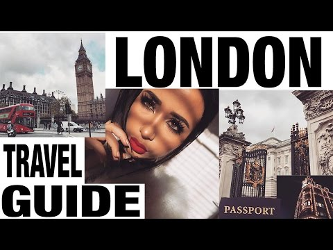 COME TO LONDON WITH ME!
