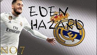 [레알마드리드 아자르] 아자르가 그동안 첼시에서 보여줬던 활약상 하이라이트 thumbnail