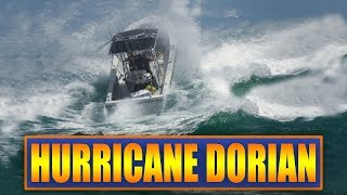 Hurricane Dorian Approaching Florida | Boats at Haulover Inlet