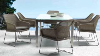 New Outdoor Furniture Range 2014-2015 Video 4 Commercial Furniture Australia