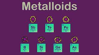 heavy metalloids