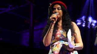 Zinat Pirzadeh - Hejfestivalen, Orionteatern 6 juni 2016