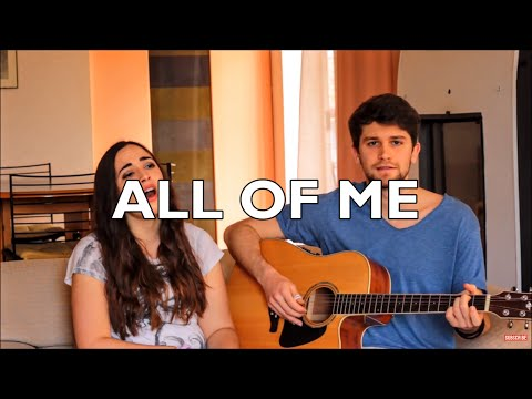All of Me - John Legend (Acoustic guitar cover) [+ FREE TABs]