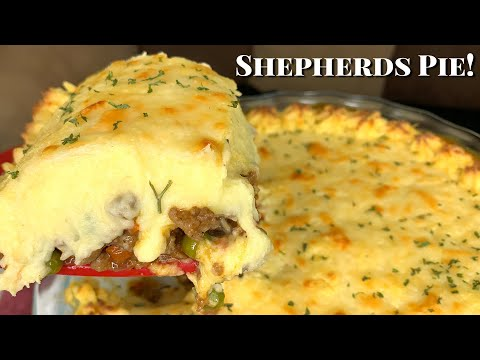 How To Make Shepherd's Pie With Ground Turkey