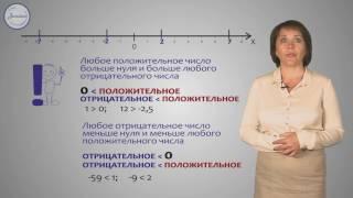 Mатематика 6 класс. Сравнение чисел