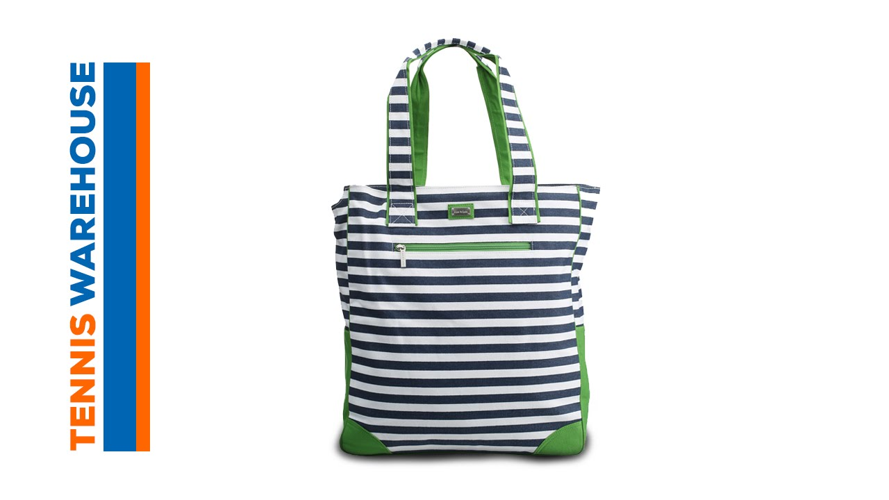 Ame And Lulu Tennis Tote Bag