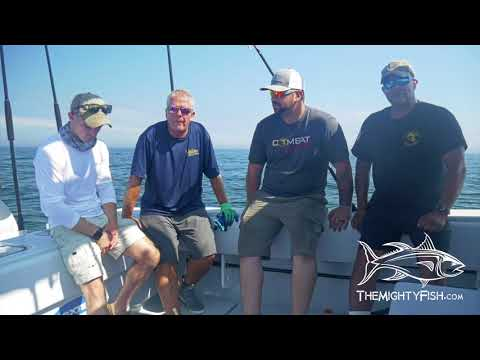 Cape Cod Fishing Report 8/30/18