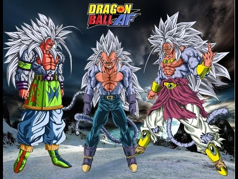 Dragon Ball AF Episodio 117 L' ATTACCO DEL TIME BREAKER