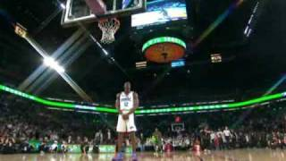 Repeat youtube video Nate Robinson Jumps Over Dwight Howard