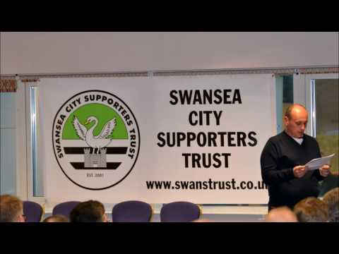 Swans Trust Members Forum - 4th April 2017